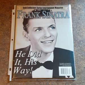 Other - Frank Sinatra Gold Collectors Series Entertainment